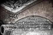 reliquie aus dem 18 Jahrhundert Urban Exploration